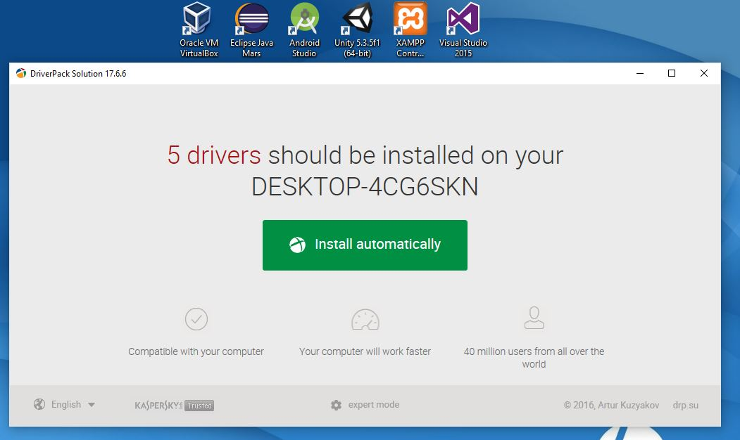 driverpack solution free  full version 2014