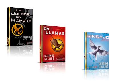 Trilogia Los juegos del hambre -  Suzanne Collins