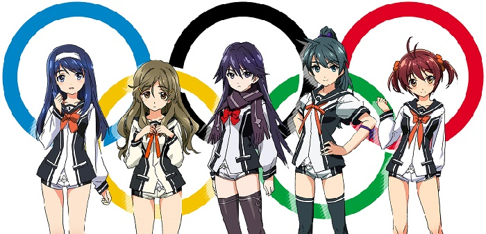 олімпійькі ігри 2020