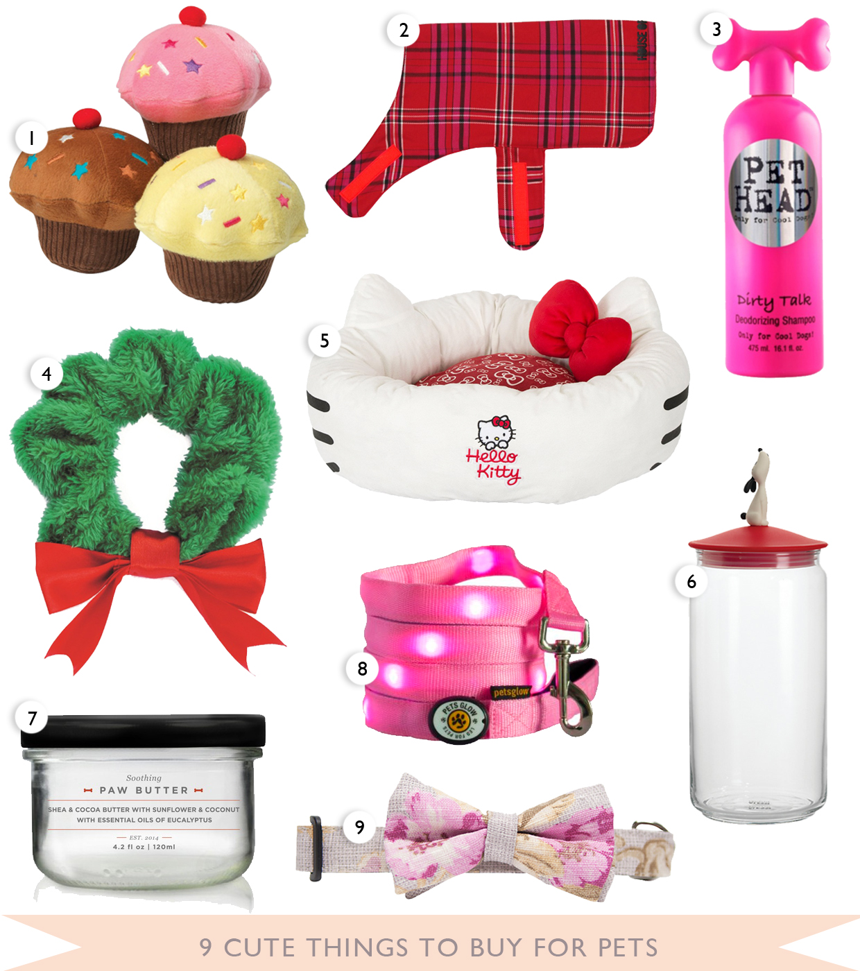Things To Buy: 9 Cute Things To Buy For Pets