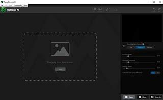 تحميل برنامج قوي وسهل الاستخدام لتقليل ضوضاء الصورة دون التأثيرعليها DeNoise AI 1.0.3