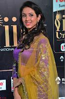 Priya Sri in Purple Choli Stunning Beauty at IIFA Utsavam Awards 2017  Day 2 at  08.JPG