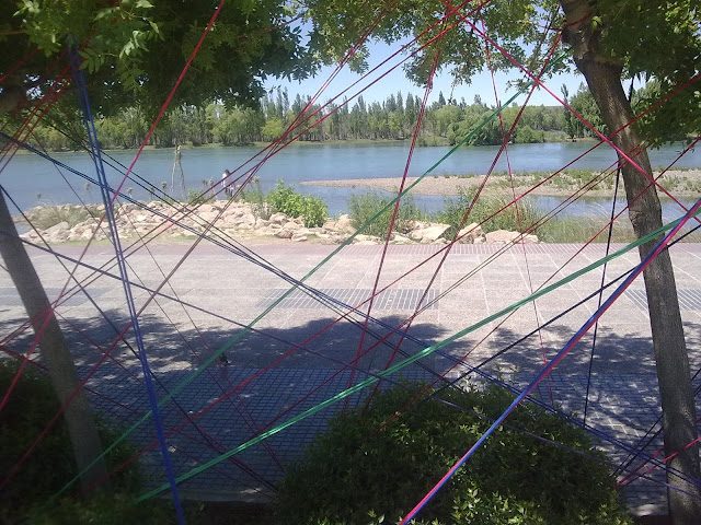 rio limay-arte contemporaneo-intervencion artistica-patagonia-Neuquen