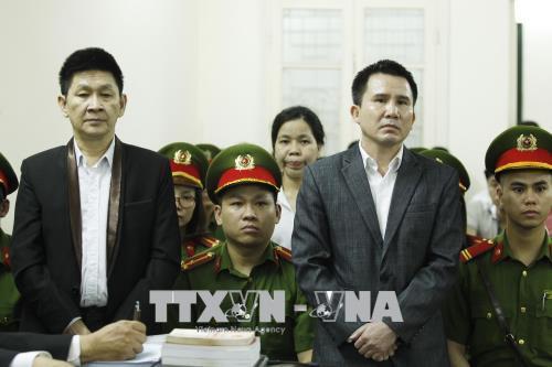 Tuyên án 15 năm tù đối với bị cáo Nguyễn Văn Đài
