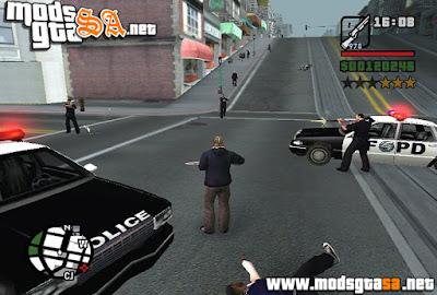 Mod Rebelião de Policia