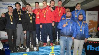 PESCA SUBMARINA - España se cuelga su cuarto oro en la CMAS World Cup