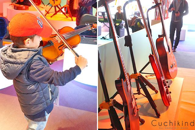 Ab welchem Alter können Kinder ein Instrument lernen