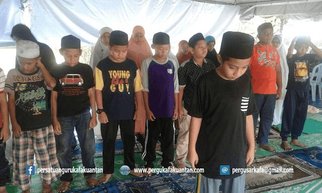 Kem Kecemerlangan UPKK 2016 SAR KAFA Al-Mukmin