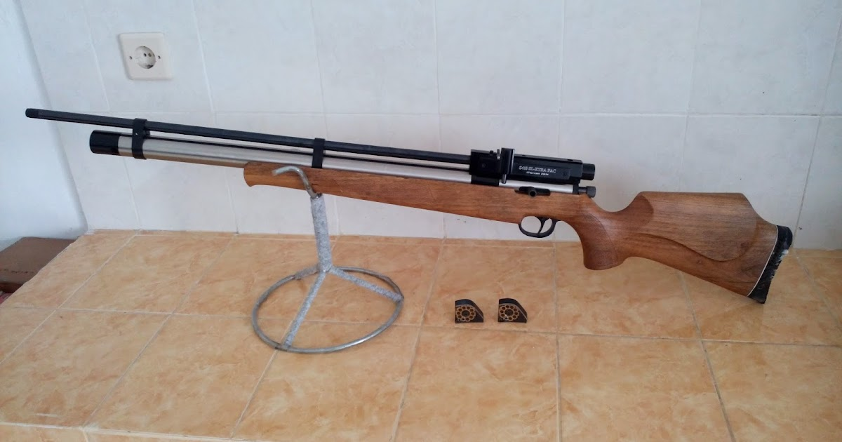 GUNS AND HOBBIES: SENAPAN PCP AIR ARM