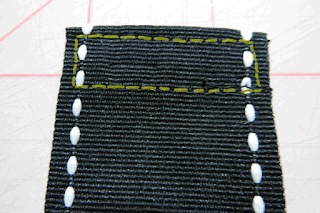 topstitch end