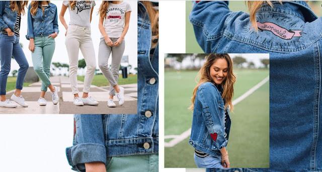pantalones jeans aeropostale