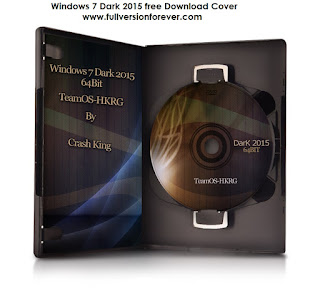 Download Windows Dark Edition 64 bit iso free
