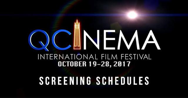 2017 QCinema International Film Festival this October 19-28