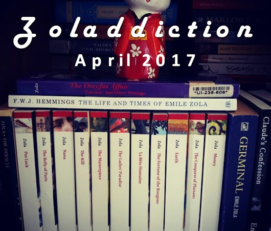 I am Doing it Again: #Zoladdiction2017 on April