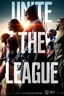 Justice League Unite The League Poster