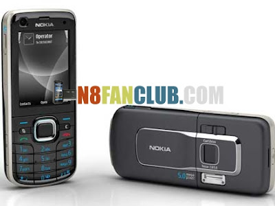 Nokia 6220 Classic - Camera Smartphone with Xenon Flash