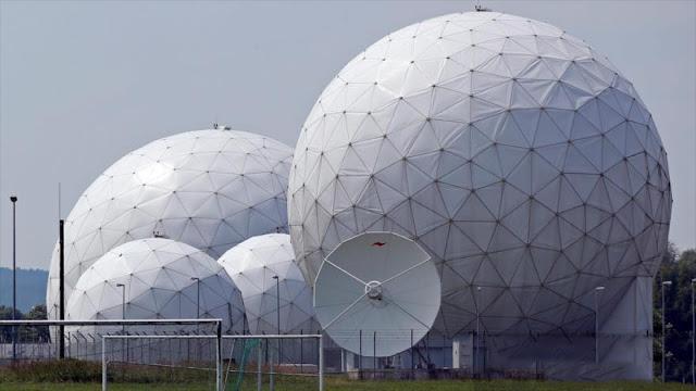 Inteligencia alemana espía a medios de EEUU y el Reino Unido