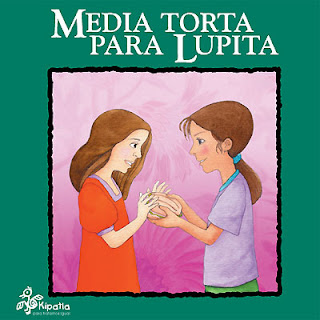 Imagen del Libro de cuentos Media torta para Lupita