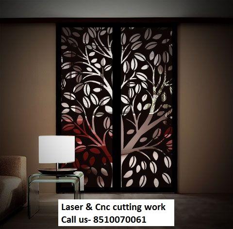 Laser Cnc Cut Services Mdf PVC Wpc Ms Ss
