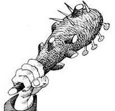 Resultado de imagen para Caricatura del garrote de EEUU