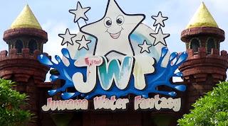 tempat wisata pati water boom juwana water fantasy jwf