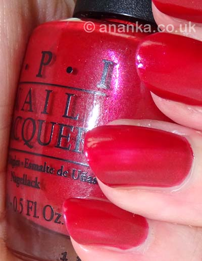 Opi Color To Diner For Posh Polishes: ...