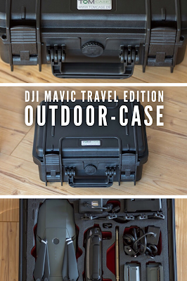 Gear of the Week #GOTW KW 08 | DJI Mavic Travel Edition Outdoor Case