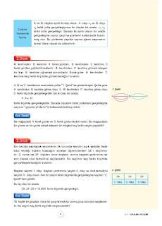 10. Sınıf Matematik Ders Kitabı Cevapları Aydın Yayınları Sayfa 4