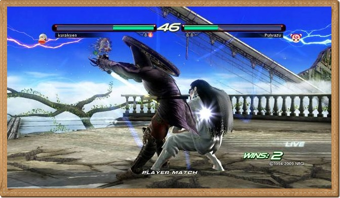 Tekken 6 PC Games Gameplay