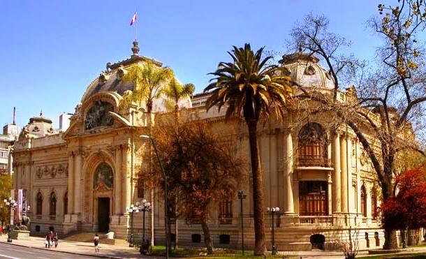 Museu Nacional de Belas Artes Chile