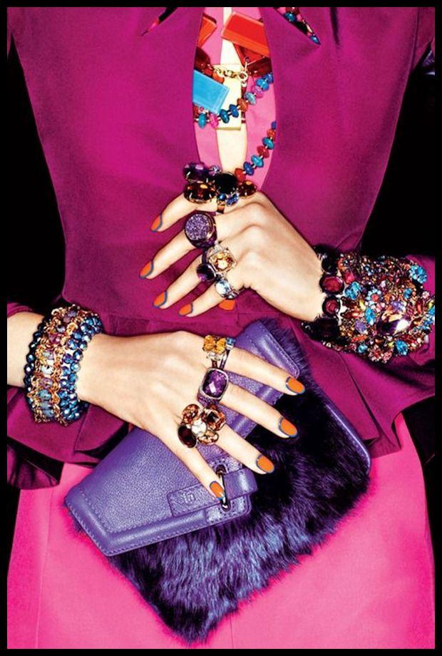 Le 50 regole dello stile da infrangere immediatamente: Prima di uscire di casa casa togli un accessorio