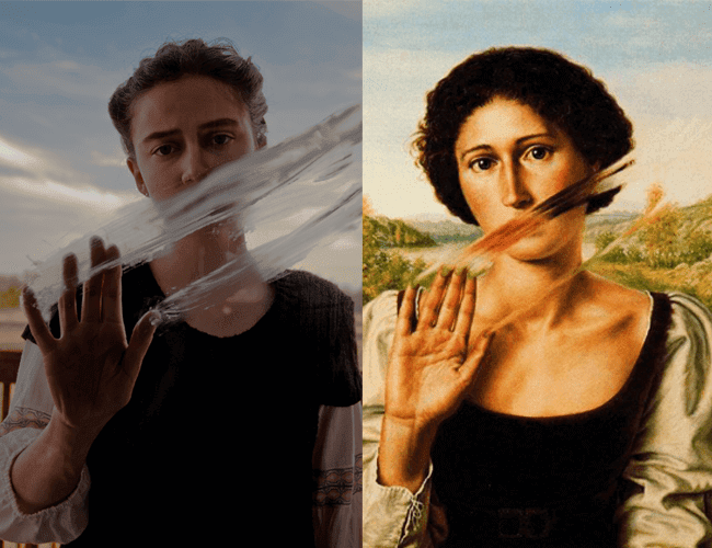 Artist Reimagines Masterpieces Of Art And The Result Is Mind-Blowing