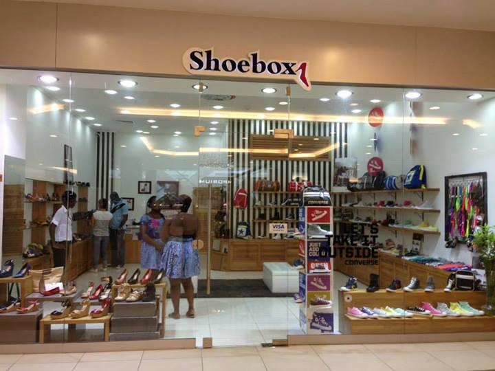 Lake City Mall Shoe Stores