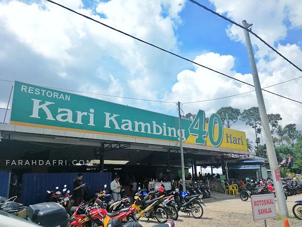 Kari Kambing 40 Hari Johor : Menu, Price Range & Review