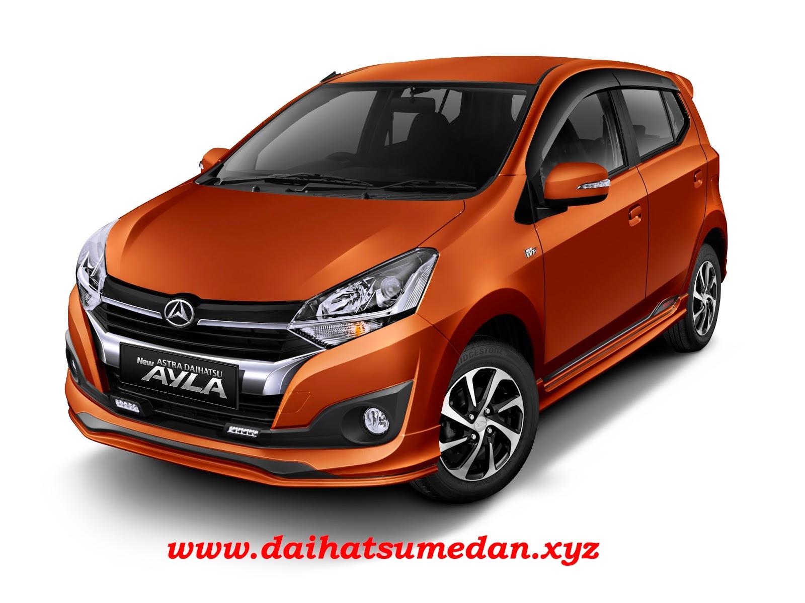 Astra Daihatsu New Ayla