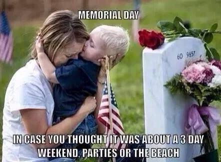 Memorial Day Best Facebook Status