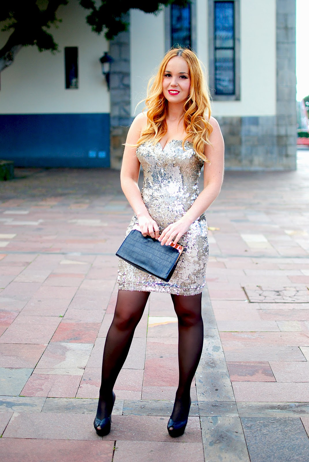NERY HDEZ, sequins, paillettes, ax paris, dresses for christmas, vestido de fiesta, dresses for events