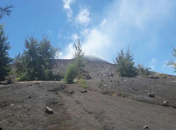 Gunung Krakatau Wisata Lampung