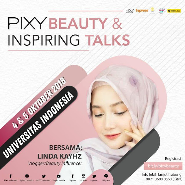 pixy inspiring beauty class ui