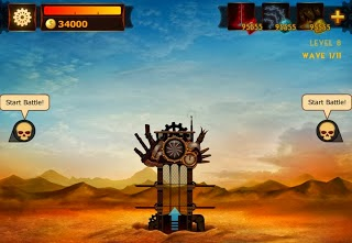 Steampunk Tower Hack Unlimited Tower Points v1.0 | IOS Hacks  Steampunk Tower...