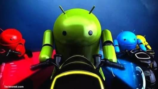 Kisah Sukses Perjalanan Android Mengungguli iOS dan BlackBerry