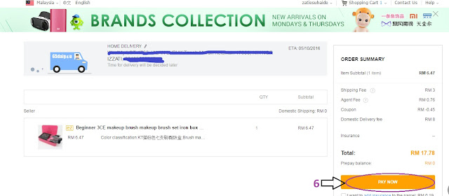 Membeli Belah Secara Online Dengan Harga Murah di ezbuy.my