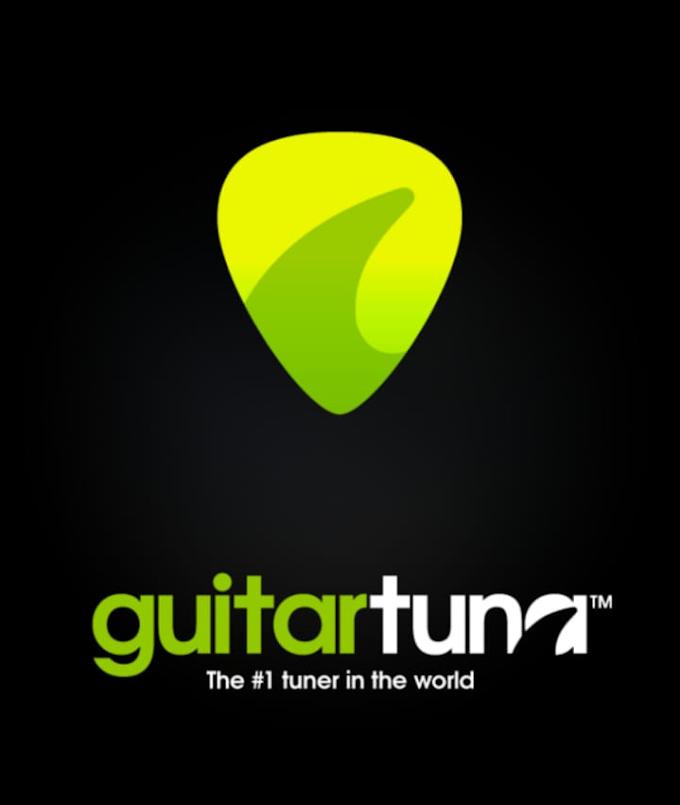Nyetem Gitar dengan Guitar Tuner