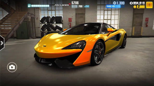CSR Racing 2 v1.6.0 Apk + Datos SD Mod [Dinero]