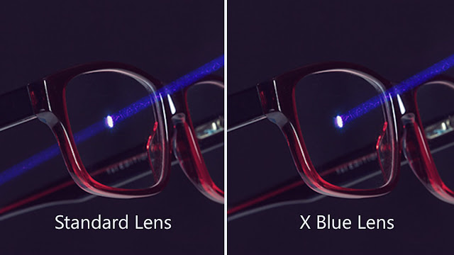 How does Blue light filter glasses create fun during the Quarantine?