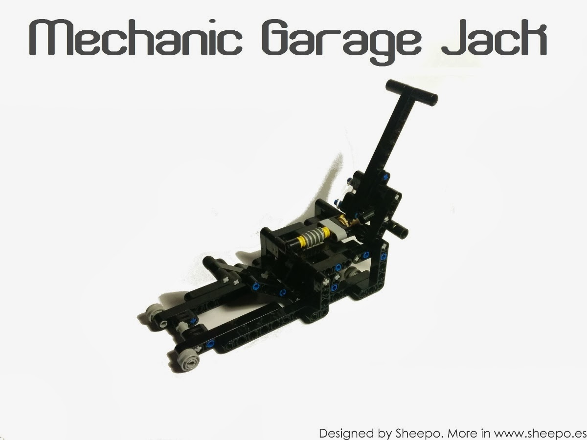 Mechanic Garage Jack