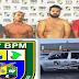 PM prende quatro homens por suspeita de tráfico de drogas em Tobias Barreto (SE)