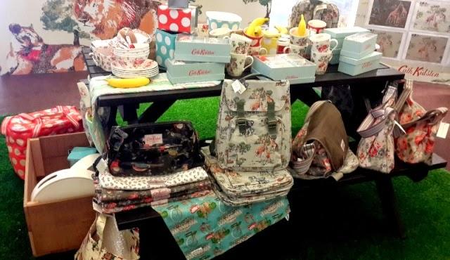 Cath Kidston Safari for Summer 2014, cath kidston safari, cath kidston bags, safari bags, safari prints