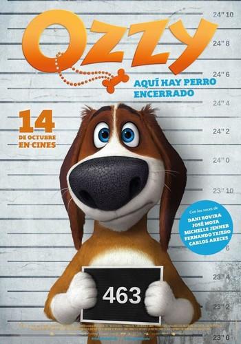 ¡Corre, Ozzy, corre! (2016) [1080p Latino] [Animación]