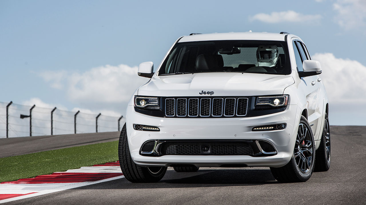 Elegant 2014 Jeep® Grand Cherokee SRT